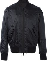 Tim Coppens MA-1 bomber jacket - men - Cotton/Polyamide/Polyester/Bemberg - XS