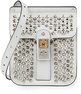 Proenza Schouler PS11 Studded Leather Box Bag