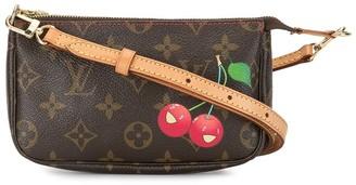 Louis Vuitton 2005 Logo Cherry Crossbody Bag
