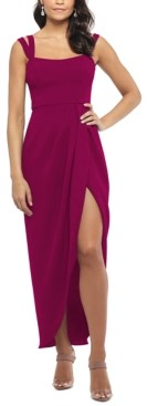 Xscape Evenings Double-Strap Gown