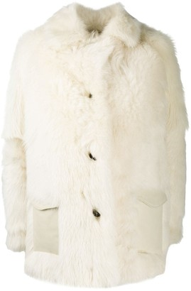 Simonetta Ravizza Sara oversized jacket
