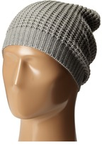 Hat Attack Waffle Stitch Slouchy Knit Hats