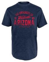 NCAA Arizona Wildcats Men's Heather T-Shirt