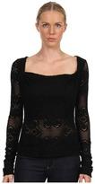 Vivienne Westwood LS Liz Top Women's Long Sleeve Pullove