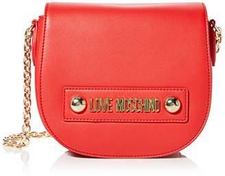 Love Moschino Borsa Small Grain Pu, Women's Cross-Body Bag,15x20x8 cm (W x H L)