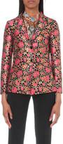 Etro Floral-jacquard jacket