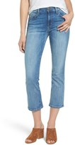 Current/Elliott Women's The Kick Crop Flare Jeans