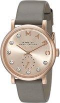 Marc Jacobs Women's Baker MBM1400 Wrist Watches