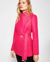 Ted Baker Short wrap cashmereblend coat