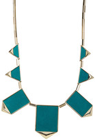 House Of Harlow Classic Station Pyramid Necklace