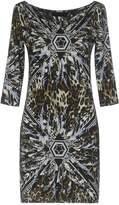 Philipp Plein Short dresses - Item 34780537