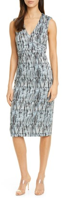 Diane von Furstenberg Anissa Sheath Dress