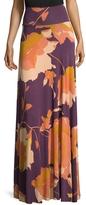 Rachel Pally Women's Long Floral Full Skirt