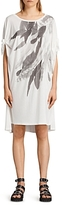 AllSaints Wing Catkin Tee Dress