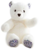 Infant Pamplemousse Peluches X Liberty Of London Robert The Bear Stuffed Animal