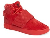 adidas Toddler Tubular Invader Strap Shoe