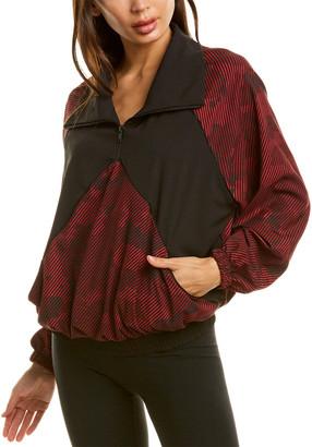 Terez Windbreaker Sweater