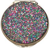 Kate Spade Glitter Compact Mirror