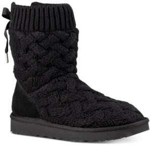 UGG Women's Isla Bow Boots