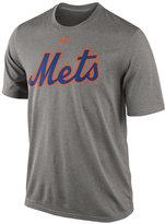 Nike Men's New York Mets Legend Wordmark T-Shirt