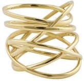 Lana Bond Multi-Row 14K Gold Ring