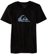Quiksilver Mountain Wave Logo Screen Tee (Big Kids)