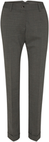 Oxford Holly Pinstripe Suit Trousers