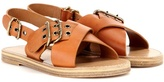 Etoile Isabel Marant Jaden Leather Sandals