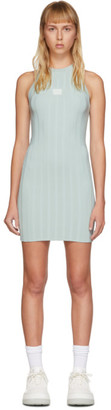 Eytys Grey Wizo Short Dress