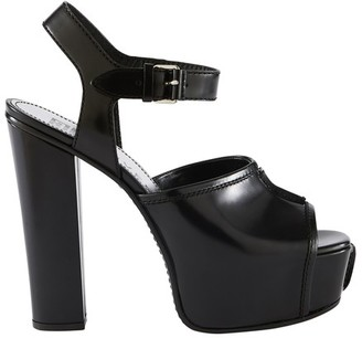 """Givenchy Show 135"""""""" sandals"""