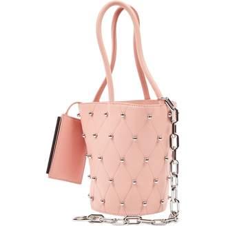 Alexander Wang Roxy Pink Leather Handbags