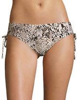 Calvin Klein Side Tie Hipster Bikini Bottom