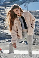 Free People Fp Movement Hit The Slopes Fleece Jacket by FP Movement at