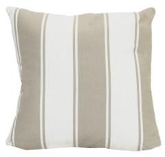 Stratton Home Decor Stripe Pillow