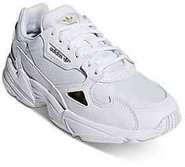 adidas Women's Falcon Low-Top Dad Sneakers