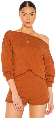 Callahan Jaime Off The Shoulder Sweater