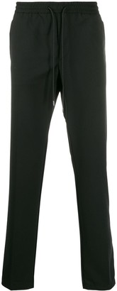 BOSS slim fit trousers