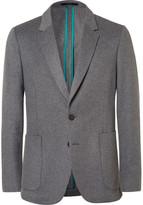 Paul Smith Grey Soho Slim-fit Wool And Cashmere-blend Blazer