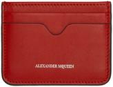 Alexander McQueen - Porte-cartes à