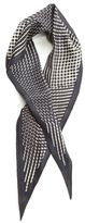 Haider Ackermann Absia Optic Scarf