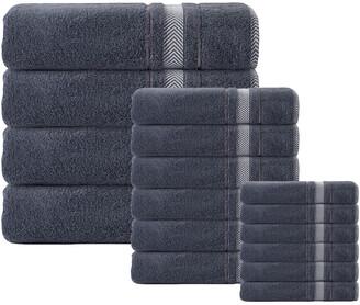 Enchante Home Enchasoft 16Pc Towel Set