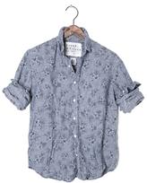 Frank And Eileen Mens Paul Linen Hibiscus Shirt