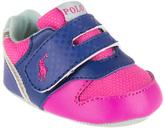 Polo Ralph Lauren Fuchsia & Royal Propell Booties - Infant