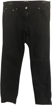 Roberto Cavalli Black Denim - Jeans Trousers for Women