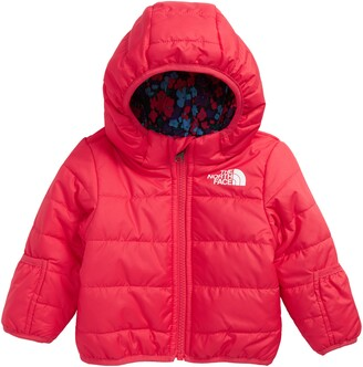 The North Face Perrito Jack Reversible Water Repellent Hooded Jacket