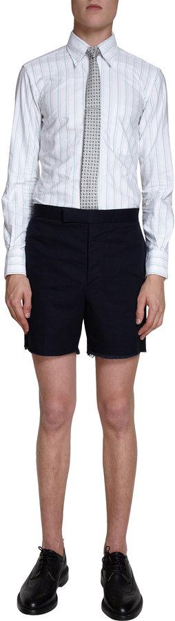 Thom Browne Oxford Stripe Dress Shirt