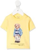 Ralph Lauren Kids Polo bear T-shirt