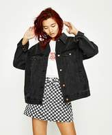 Insight Oversized BF Jacket Rocker Black