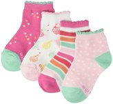 Stride Rite 4 Pack Sprinkle Quarter (Toddler/Kid) - Light Pink - 7-10 Years