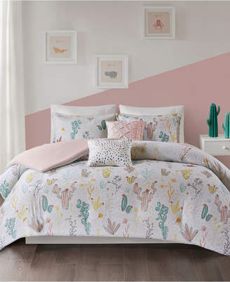 Urban Habitat Kids Desert Bloom 4-Pc. Twin/Twin Xl Cotton Duvet Cover Set Bedding